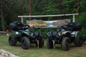 Matachewan ATV rentals
